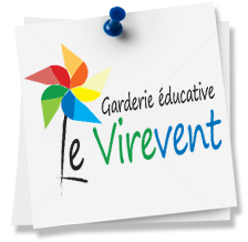 Garderie éducative le Virevent Chambly Logo