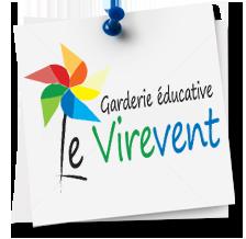 Garderie éducative le Virevent Chambly Logo